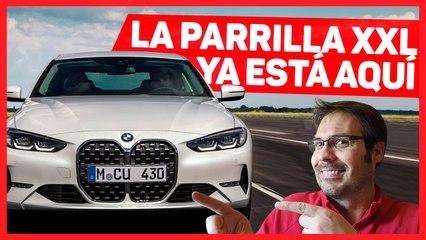 VÍDEO: Nuevo BMW Serie 4 Coupé 2020, una enorme parrilla que no convence a todos