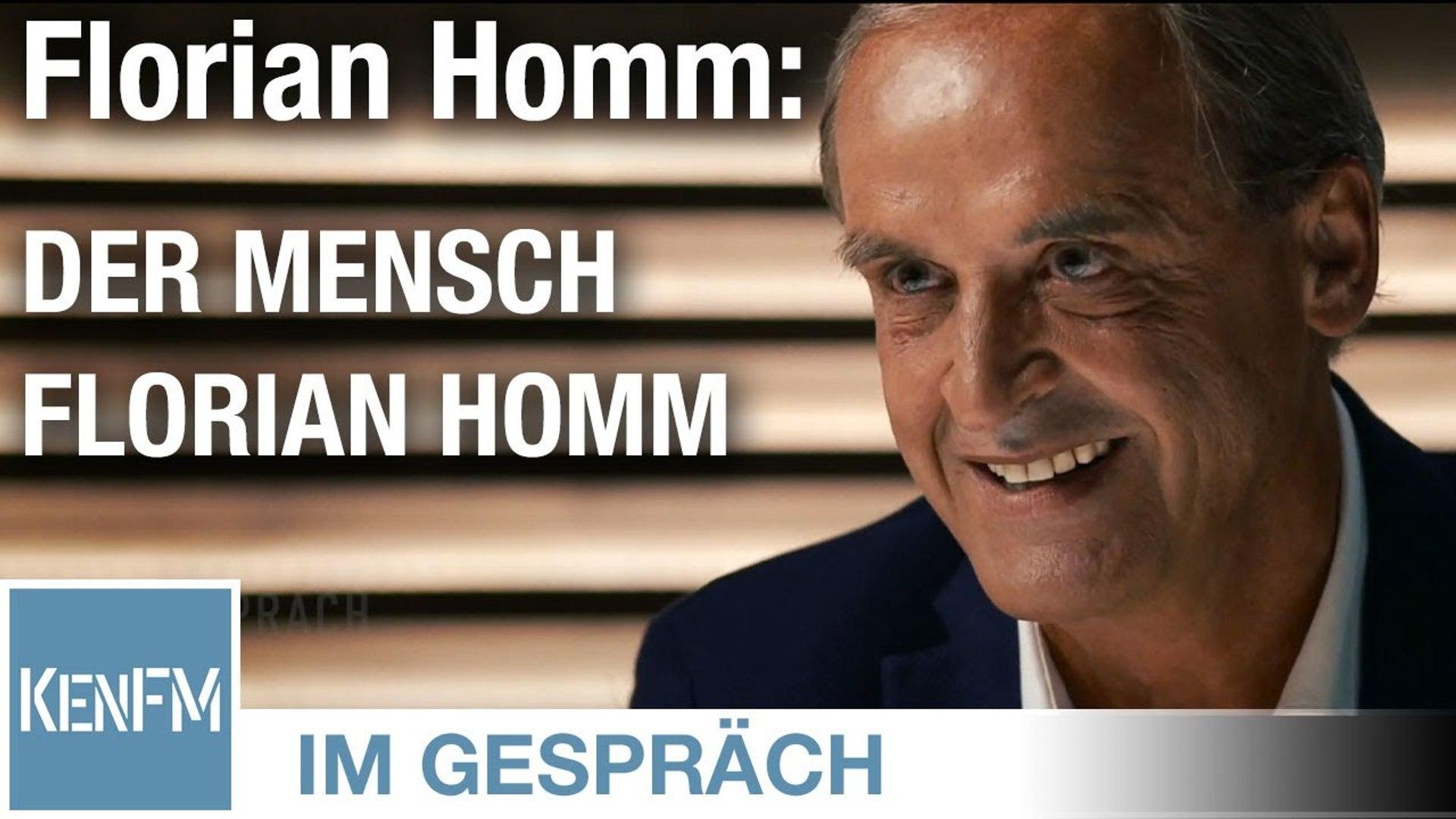 Im Gespräch: Florian Homm (Der Mensch Florian Homm)