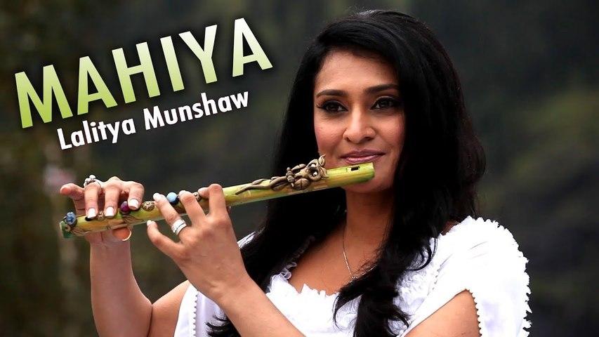 Mahiya - Hindi Sufi Song   Lalitya Munshaw   Latest Hindi Songs   Sufi Music