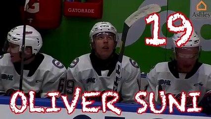 Ashley HomeStore OHL Highlight Reel | Oliver Suni | Oshawa Generals