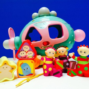 Sort and Learn Pinky Ponk Blocks Vtech Toy Tomliboos Music