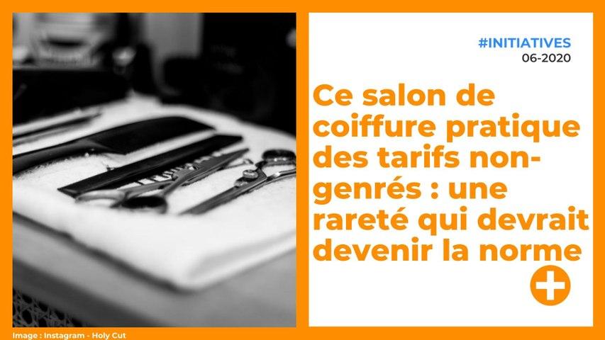 Ce salon de coiffure pratique des tarifs non-genrés : une rareté qui devrait devenir la norme