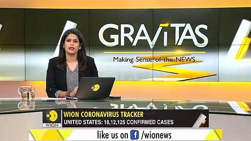 Gravitas- Wuhan Coronavirus – More than 63,00,000 cases worldwide