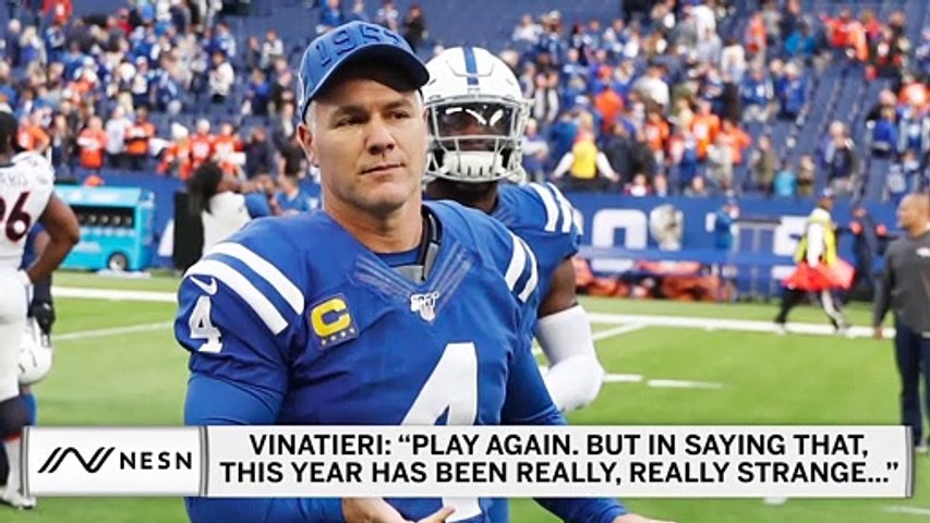 Adam Vinatieri Hopeful For Chance To Play In 25th NFL Season