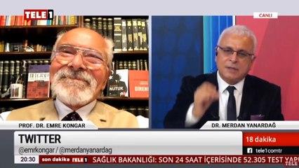 Dr. Merdan Yanardağ: Melih Gökçek efendi gel istediğin yerde tartışalım, bu Ankara'yı yağmalamaya benzemez!