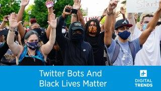 Twitter Bots And Black Lives Matter