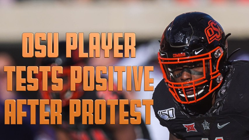 Oklahoma State LB Tests Positive For Coronavirus After Attending Protest
