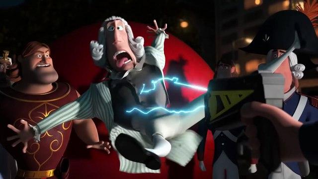 Mr. Peabody & Sherman movie clip - I'm a Dog Too!