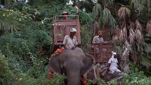 James Bond OCTOPUSSY movie (1983) - Clip - Bond is hunted by Kamal Khan