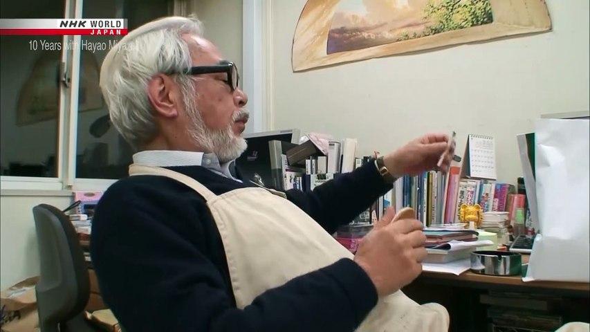 10 Years with Hayao Miyazaki   Episode 3