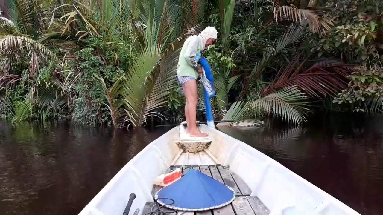 Big Shrimp Fishing | Prawns Fishing | Prawns Catching Videos MENJALA DAPAT UDANG YG BESAR-BESAR