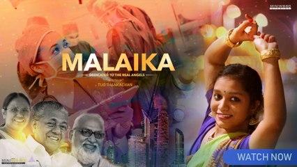 Malaika   Classical Dance Video   Sangavi Prasad   John Paul   Tijo Thankachan   Gayathri Suresh