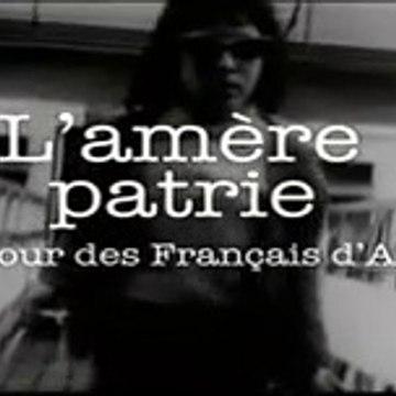 L'amère patrie, Le retour des Français d'Algérie