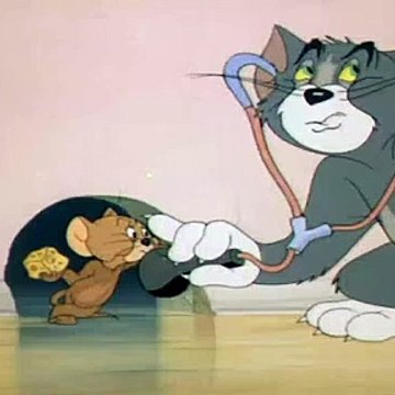 Tom & Jerry - Classic Cartoon - Mouse Trouble - YouTube