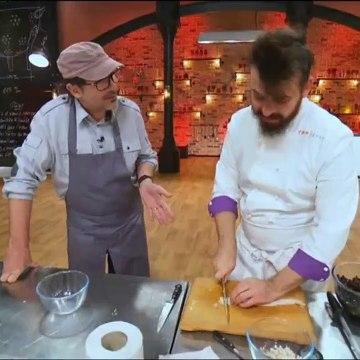 Top Chef 2020 : Mallory en grande difficulté pendant la demi-finale, rit jaune avec Michel Sarran (Vidéo)