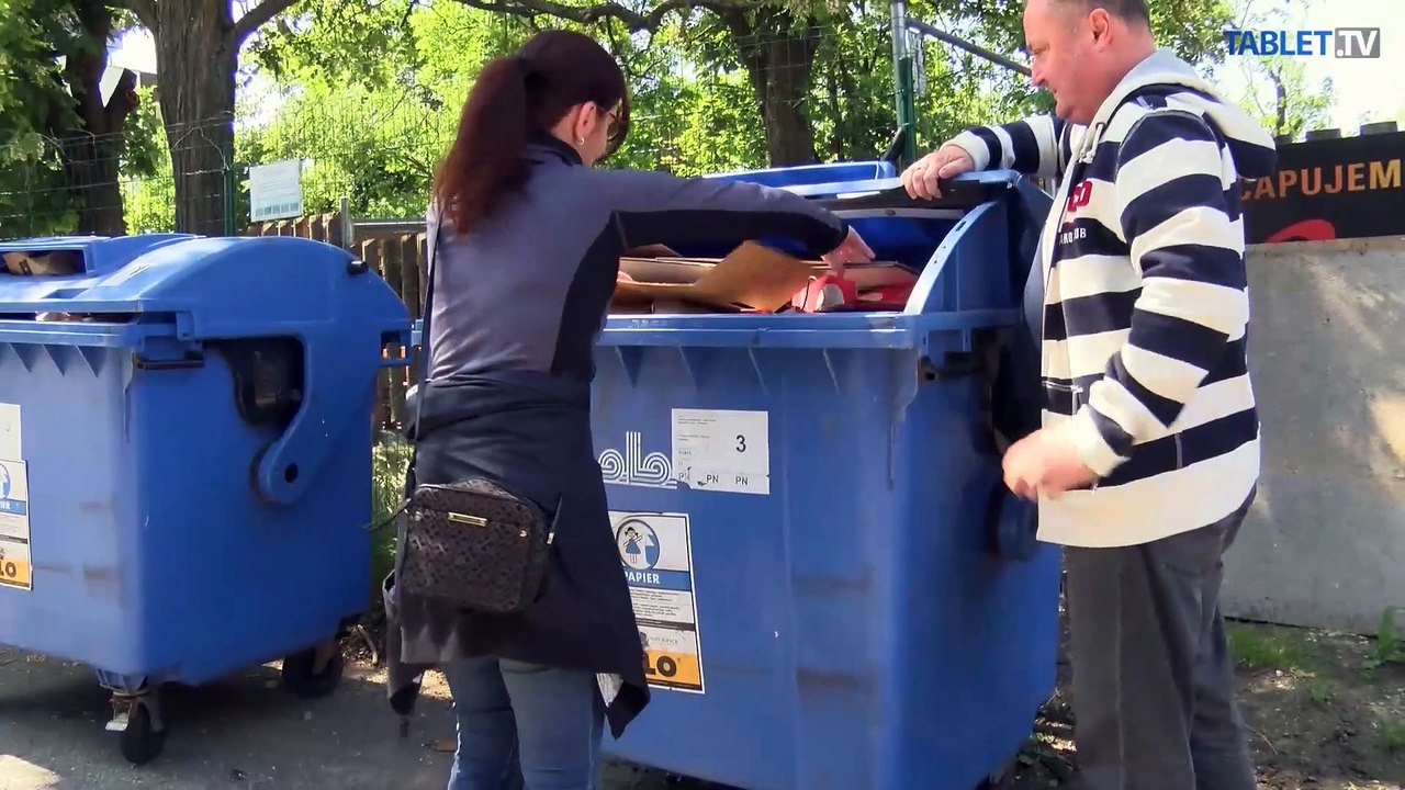 Bratislava zmení spôsob zberu vytriedeného odpadu z rodinných domov