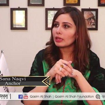 Sana Naqvi - Interview | TV Anchor