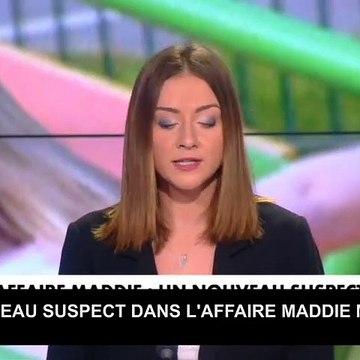 Disparition de Maddie McCann : un nouveau suspect identifié (Vidéo)