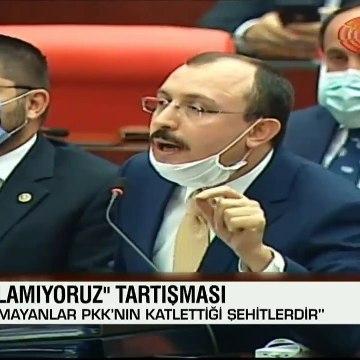 Son dakika: TBMM'de AK Parti ile HDP'liler tartıştı