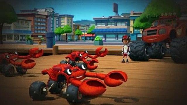 Blaze and the Monster Machines S05E07 Deep Sea Grand Prix