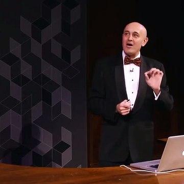 RESEARCH FLAT EARTH _ Double Slit Experiment explained! by Jim Al-Khalili