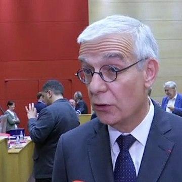 Lubrizol: Hervé Maurey demande la communication de la nature des produits détenus sur tous les sites Seveso
