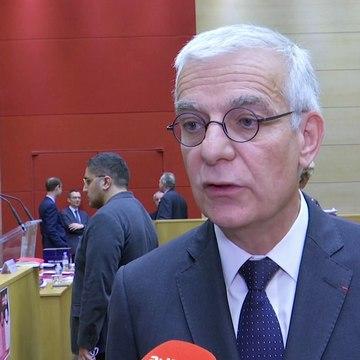"""Lubrizol: """"Au niveau du gouvernement, ça a été la cacophonie la plus totale"""" note Hervé Maurey"""