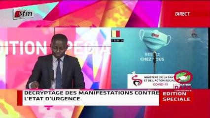 La situation du covid-19 au Sénégal ce Jeudi 04 Juin 2020 - 89 nouveaux cas