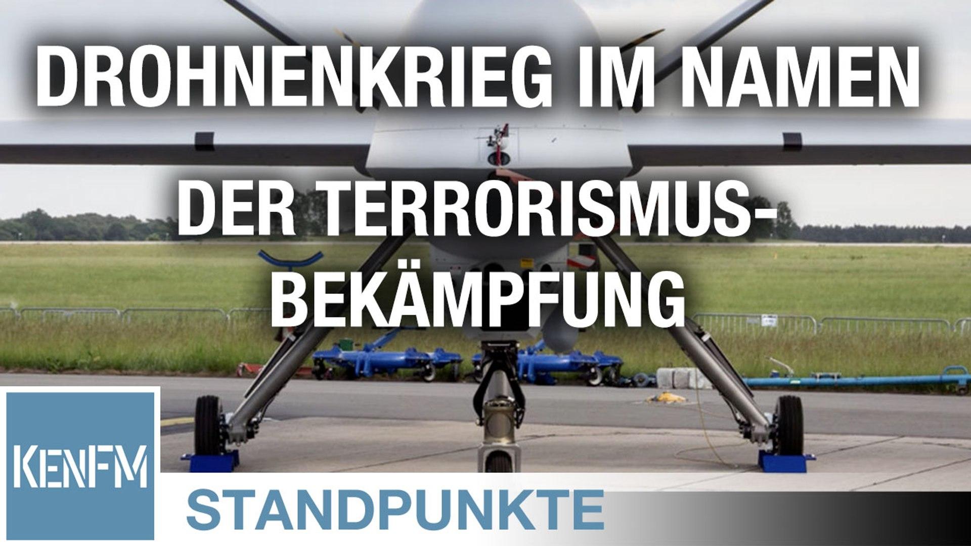 US-Air-Base Ramstein: Drohnenkrieg im Namen der Terrorismusbekämpfung • STANDPUNKTE