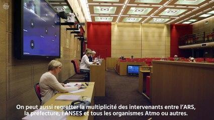 [3 minutes pour comprendre] Conclusions de la commission d'enquête sur l'incendie de l'usine Lubrizol à Rouen