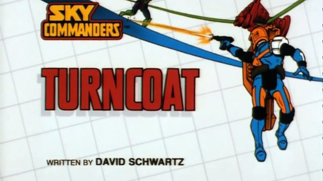 Sky Commanders S01E10 Turncoat