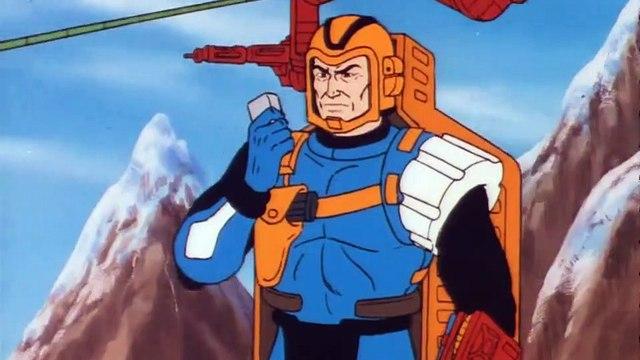 Sky Commanders S01E11 Deep Freeze