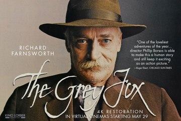 The Grey Fox Official Trailer (2020) Richard Farnsworth Drama Movie