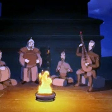 Avatar The Last Airbender Season 1 Episode 18 - The Waterbending Master