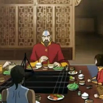 The Legend of Korra Season 1 Episode 4 The Voice in the Night