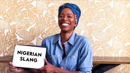 Insecure's Yvonne Orji Teaches You Nigerian Slang
