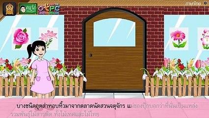 สื่อการเรียนการสอน อ่านเสริมเติมความรู้นิราศเรื่อง ดวงจันทร์ของลำเจียก ป.4 ภาษาไทย