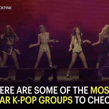 Here Are Some of the Most Popular K-Pop Groups