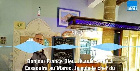 Serge nous raconte son confinement à Essaouira (Maroc)