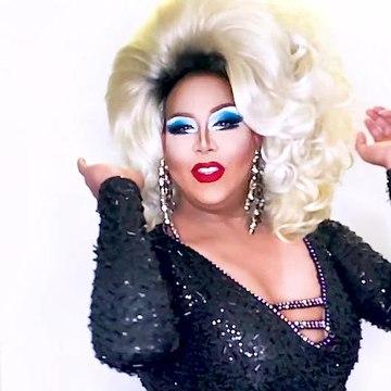 RuPaul's Drag Race All-Stars 5 portraits - Alexis Mateo