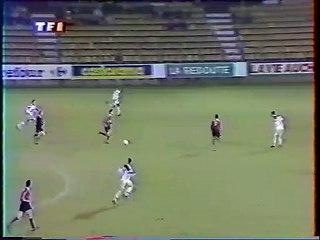 22/01/94 : But Pierre-Yves André (101ème) : Lille - Rennes (1-2)