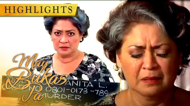Doña Anita gets arrested | May Bukas Pa