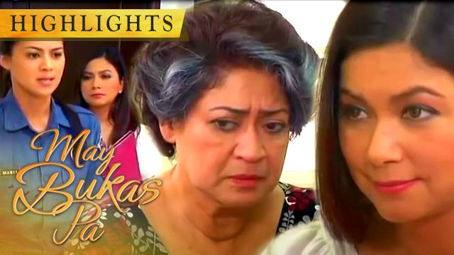 Malena takes advantage of Doña Anita's arrest | May Bukas Pa