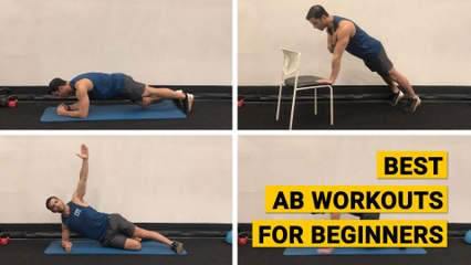 Best Ab Workouts for Beginners