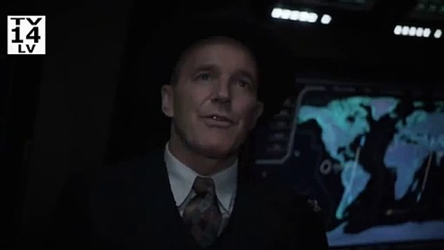 Agents of SHIELD S07E03 Alien Commies from the Future!