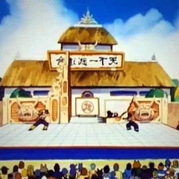 Dragon Ball Season 1 Episode 94 Stepping Down