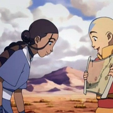 Avatar The Last Airbender Season 2 Episode 10 - The Library