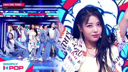 [Simply K-Pop] Yubin(유빈) - yaya(넵넵 (ME TIME)) _ Ep.417