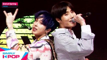 [Simply K-Pop] ONEWE(원위) - End of Spring(나의 계절 봄은 끝났다) _ Ep.417