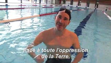 """""""Ça fait du bien!"""" : dans une piscine près de Rennes, le bonheur de nager à nouveau"""